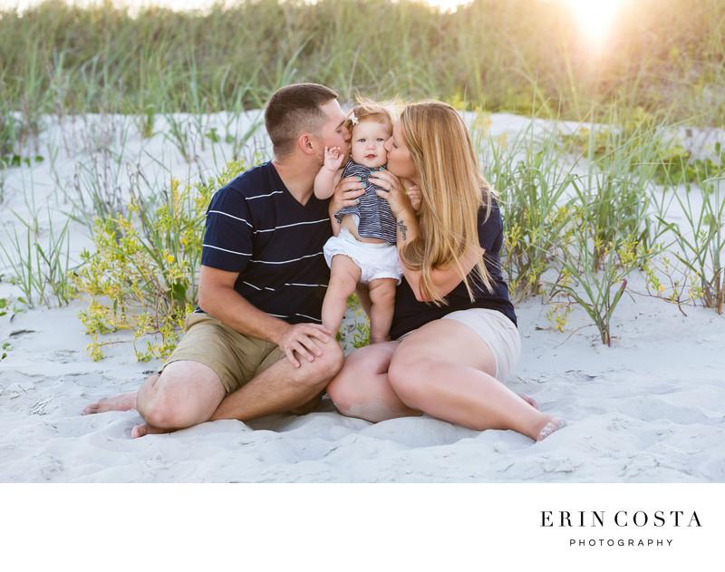 Family Photographers Topsail Beach