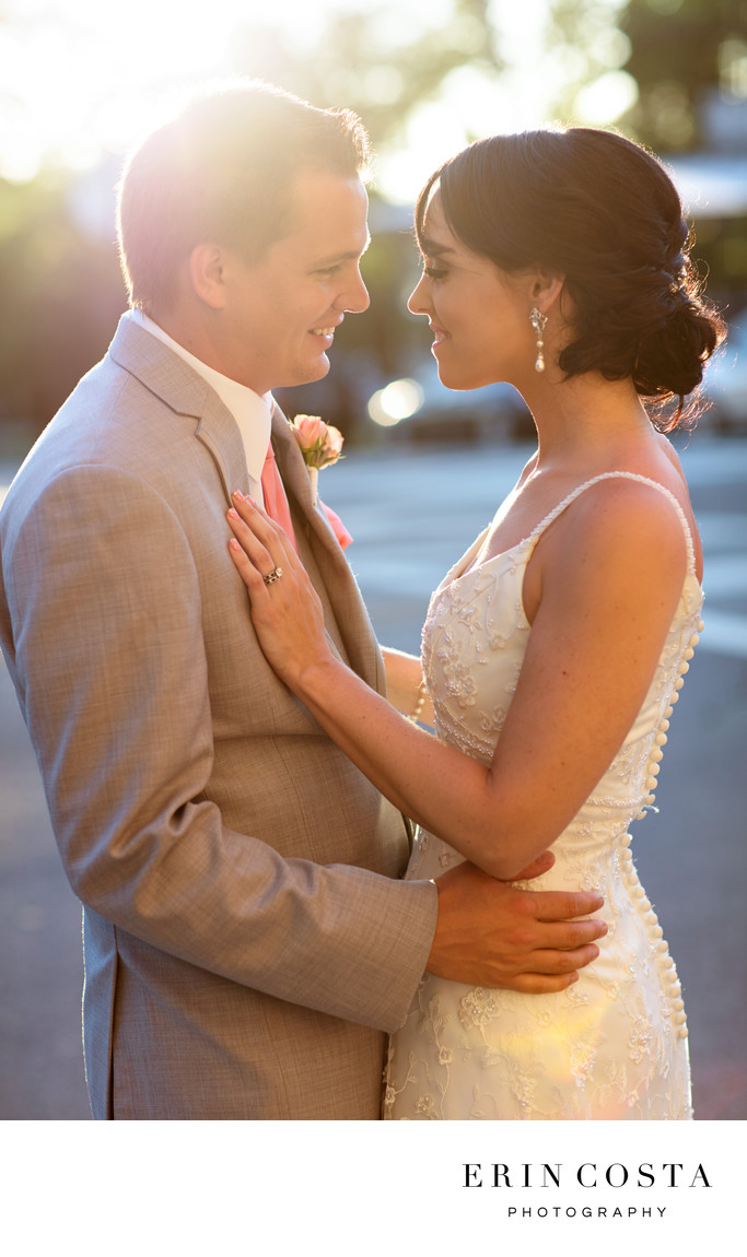 Downtown Wilmington Wedding Photos