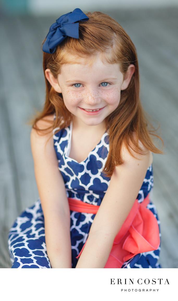 Holden Beach Family Portrait Photographer