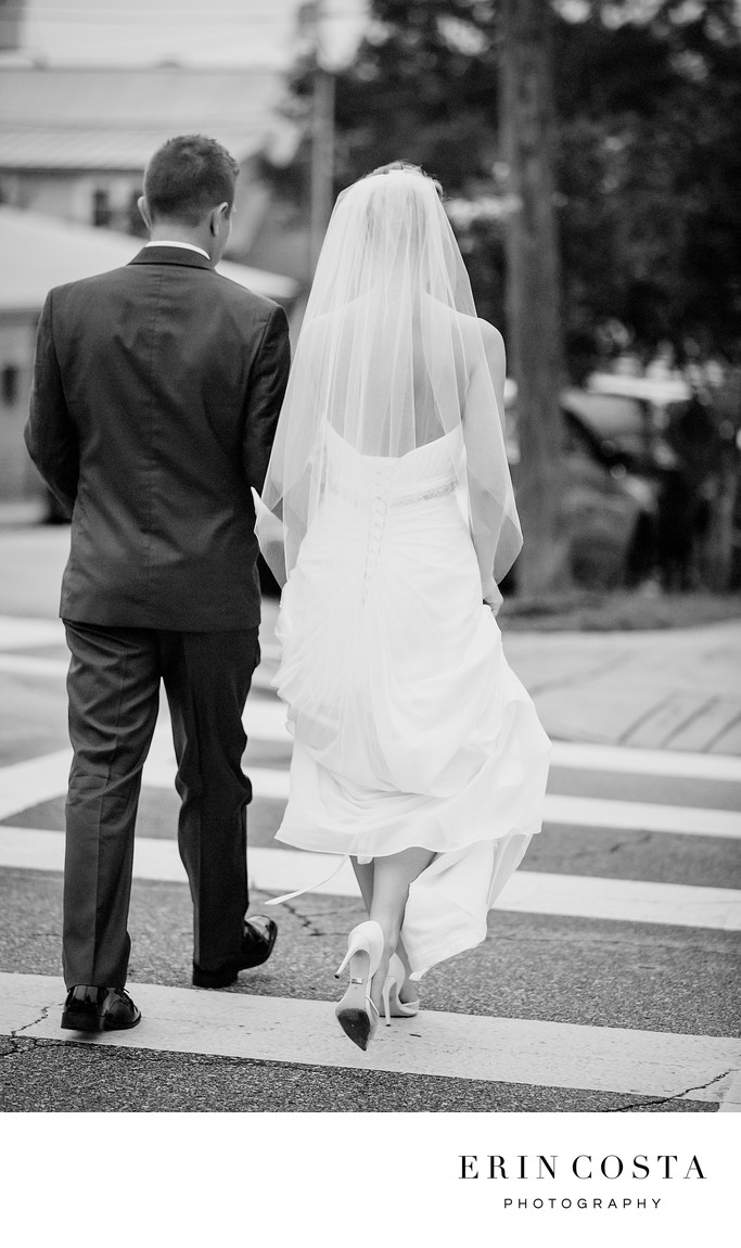 Wedding Photos in Downtown Wilmington