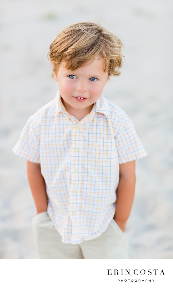 Topsail Beach Family Photographers