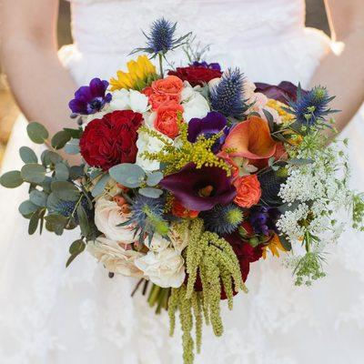 The Oaks At Salem Wedding Photos