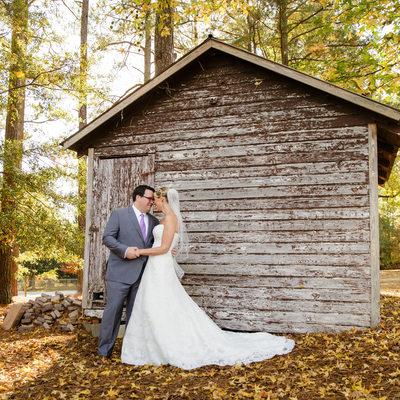 The Oaks at Salem Wedding Photos 1