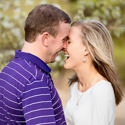 NC State Engagement Photos 1
