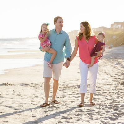 Topsail Beach Family Photos 1