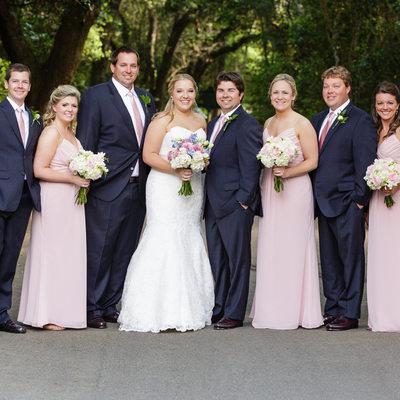 Bald Head Island Club Wedding Photos