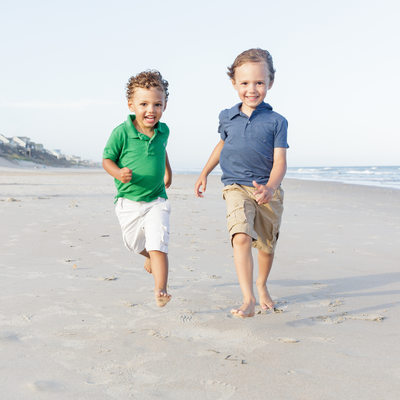 Topsail Beach Childrens Photographers