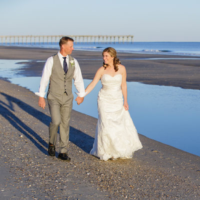Wedding Photos at Ocean Isle Beach