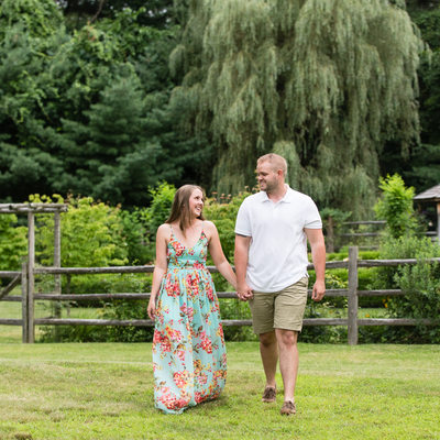 Fort Montgomery NY Engagement Photos