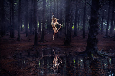 dance forest