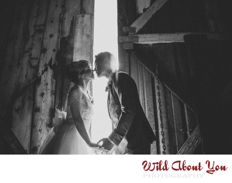 romantic sf bay area wedding photography