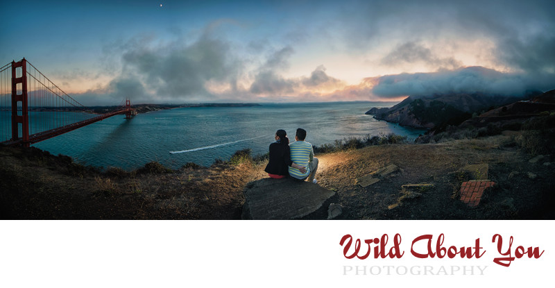 best bay area engagement photography