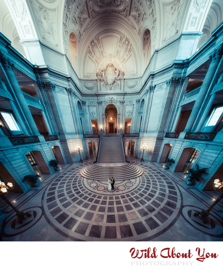 best sf city hall wedding photographer