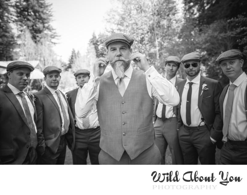 vintage bay area wedding photographer