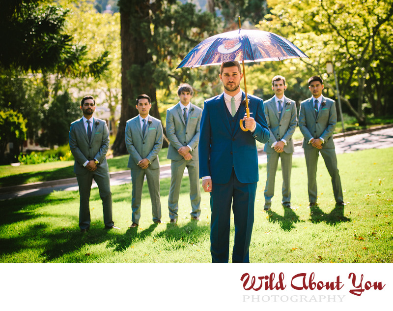 quirky marin county wedding photographer