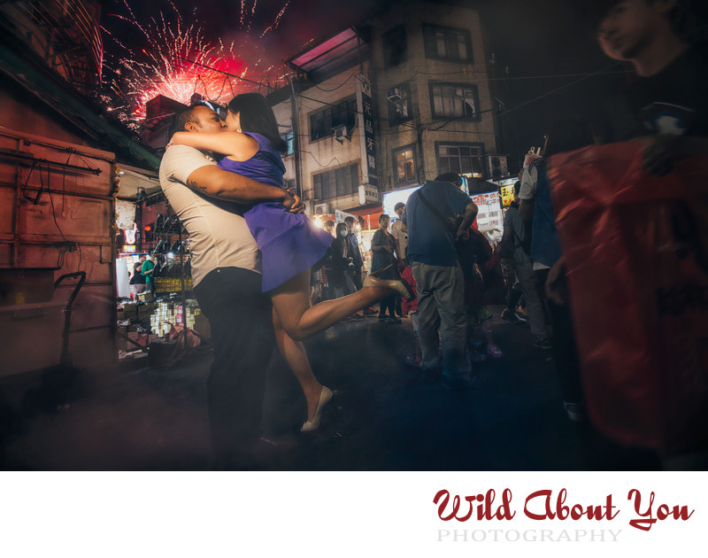 fun taiwan prewedding photographer