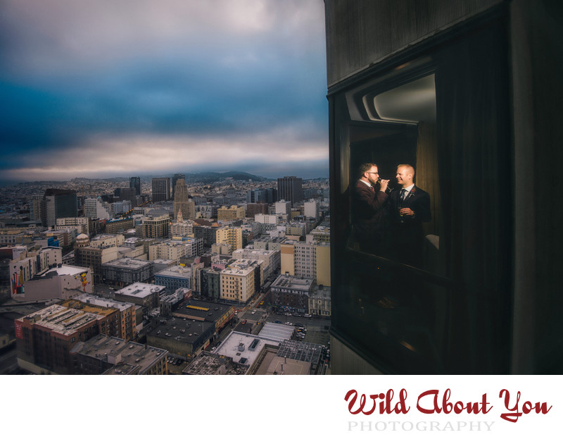 epic san francisco wedding photography