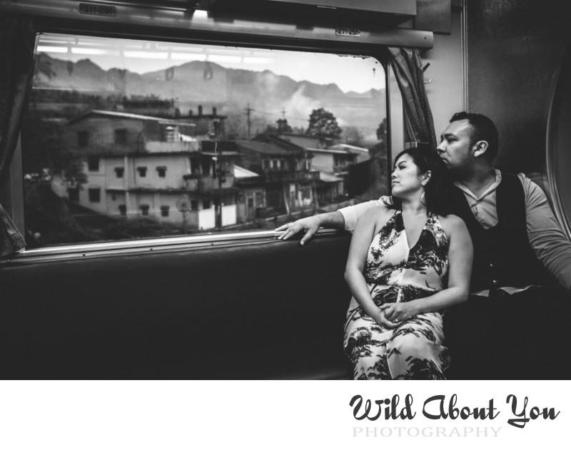 dramatic taiwan prewedding photography