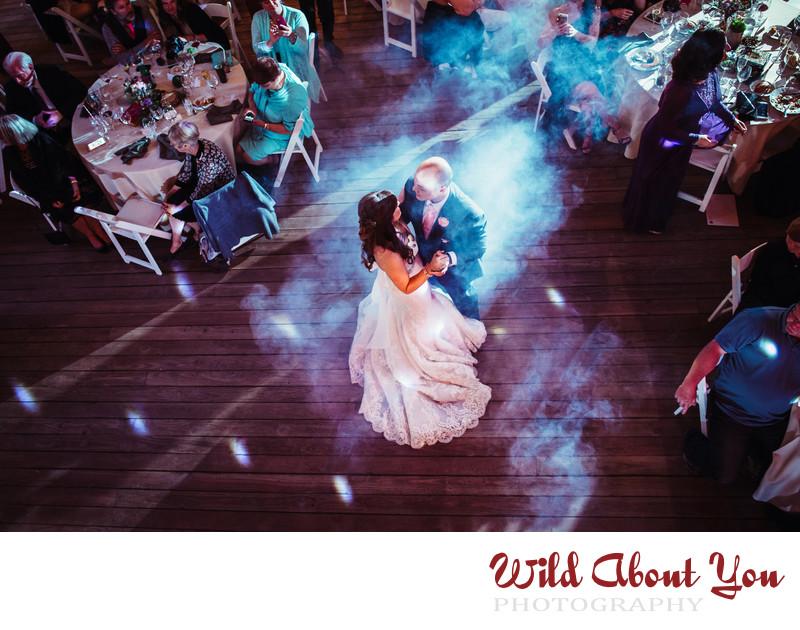 romantic bay area wedding photographer