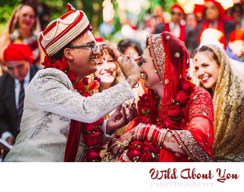 bay area sikh wedding photographer