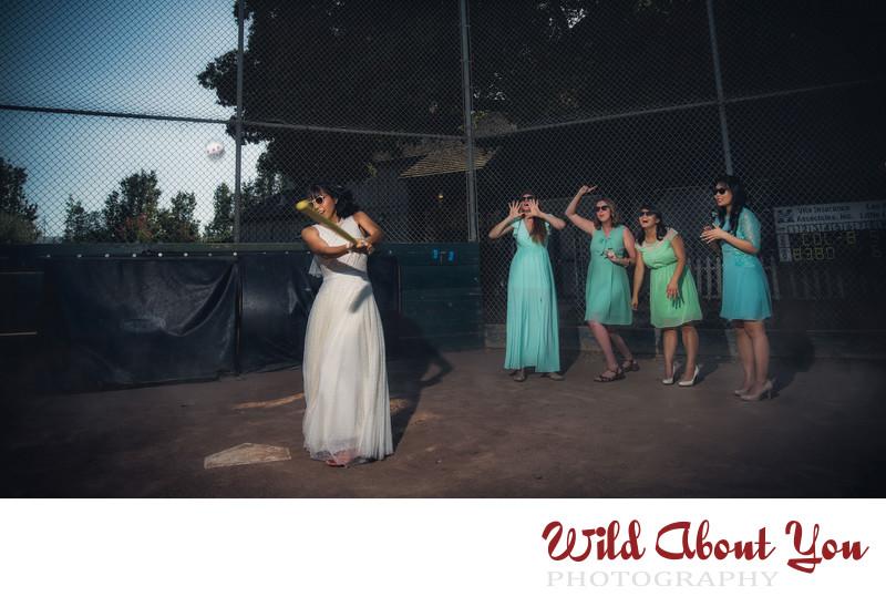 fun south bay wedding photography