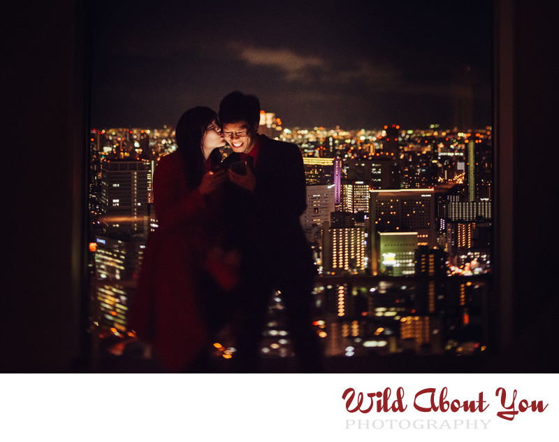 epic osaka prewedding photographer