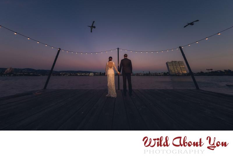 lake merritt oakland wedding photography