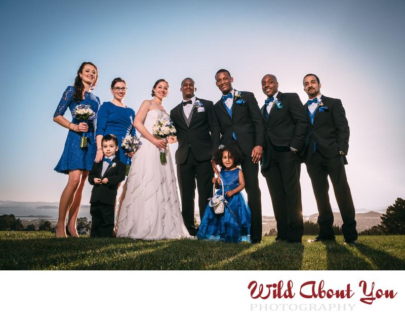 mira vista country club wedding photographers