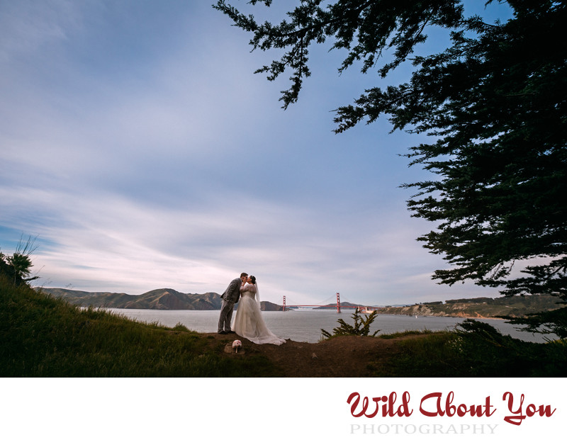 sf bay area elopement photography