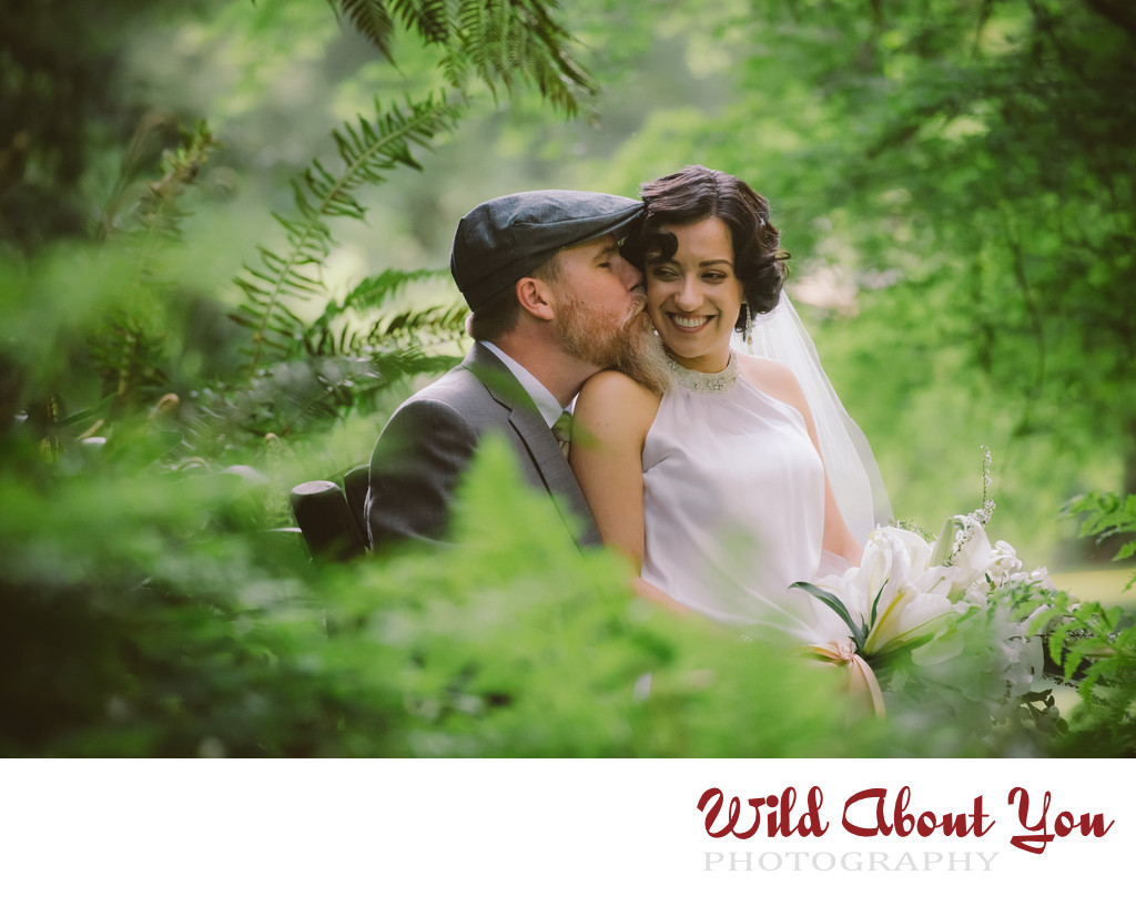 romantic nestldown wedding photographer