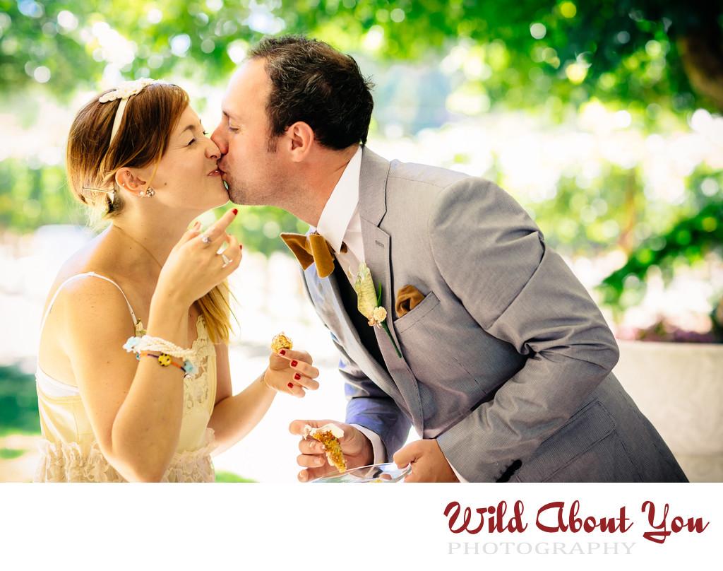 napa elopement wedding photographer