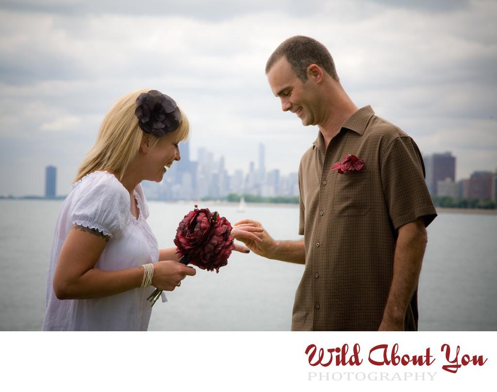 chicago elopement photographer