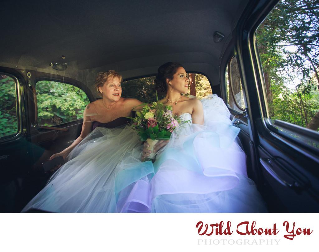 romantic nestldown wedding photography