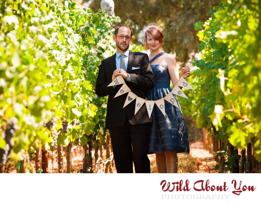 napa vineyard wedding photographer