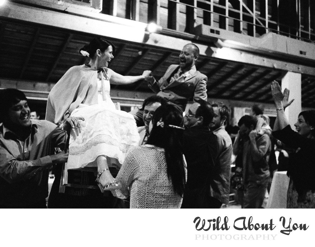 santa cruz documentary wedding photographer