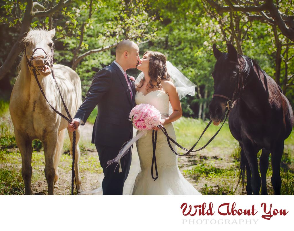 rustic nestldown wedding photography