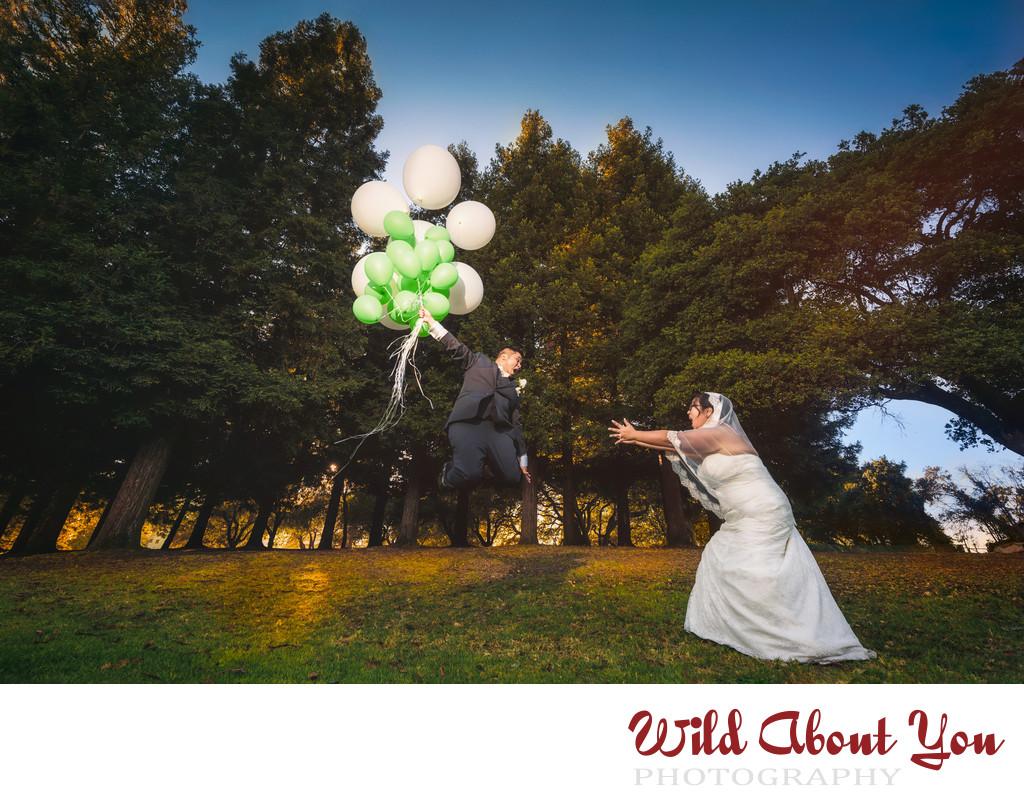 whimsical oakland wedding photographer