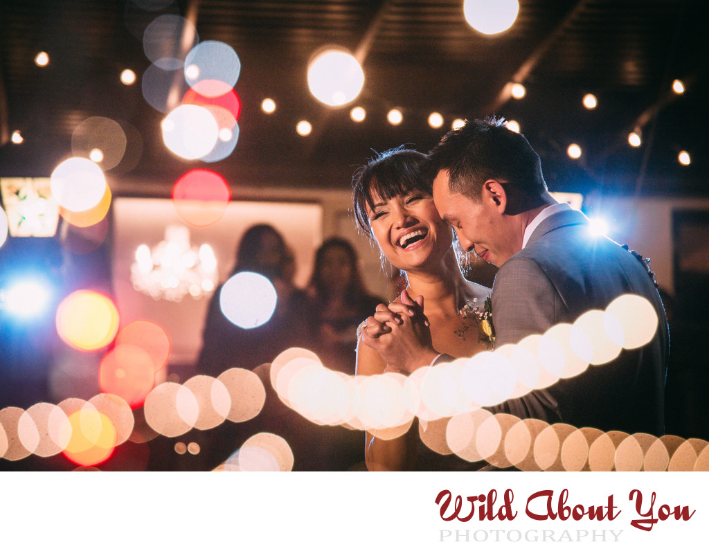sparkly bay area wedding photographer