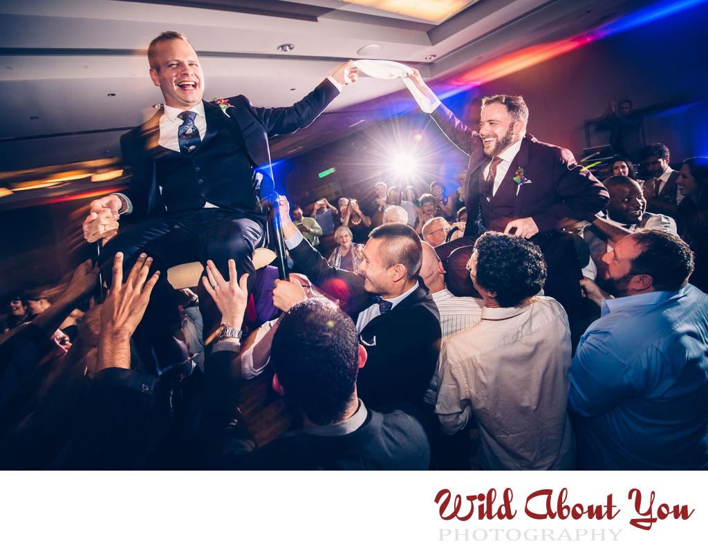 dynamic sf wedding photographer