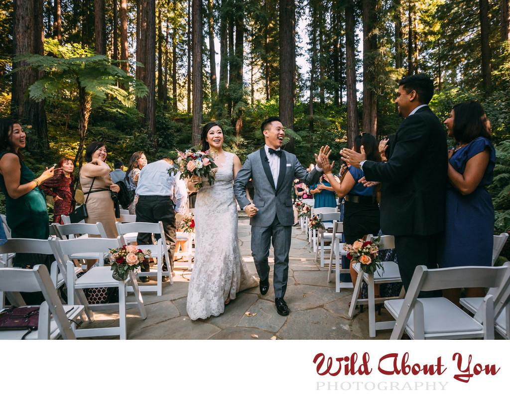 fun nestldown wedding photographers