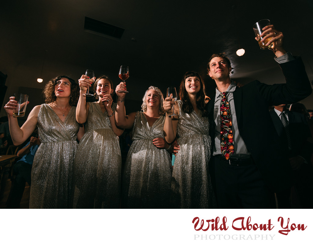 starline social club wedding photographer