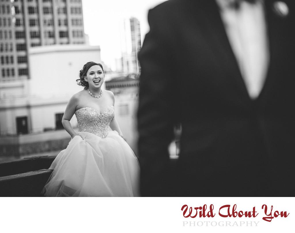 san francisco city club wedding photographer