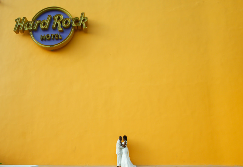 Top Photographer Hard Rock Hotel Resort in Punta Cana