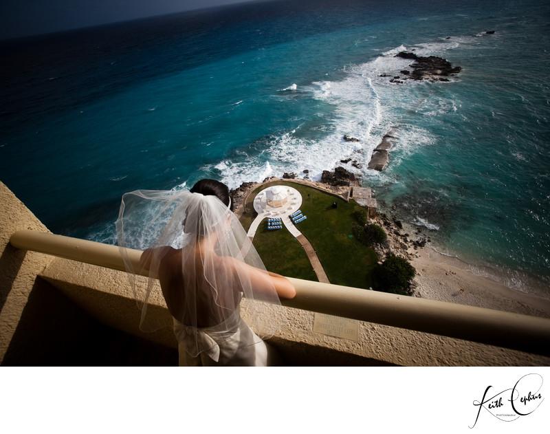 Dreams Resort Cancun destination wedding photographer