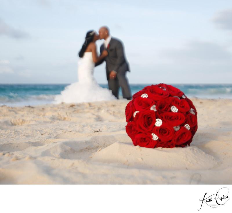 beach destination wedding photographers