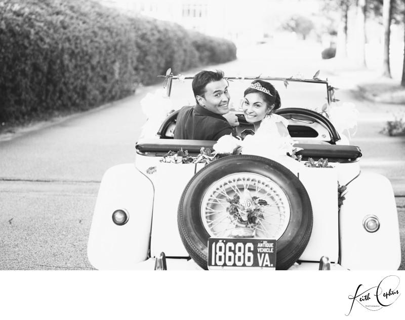 Yacht Club Marina Shores wedding photographer