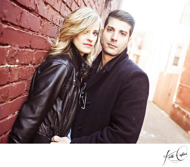 Washington DC engagement and wedding photographer