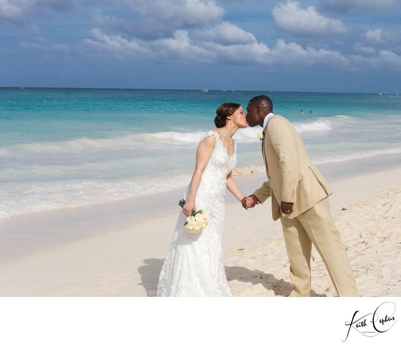 Paradisis Punta Cana destination wedding photographer