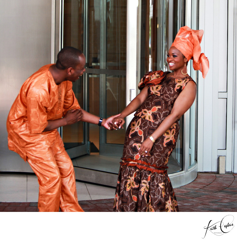 Nigerian destination wedding photographer