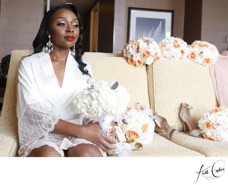 Nigerian wedding and portrait photographer